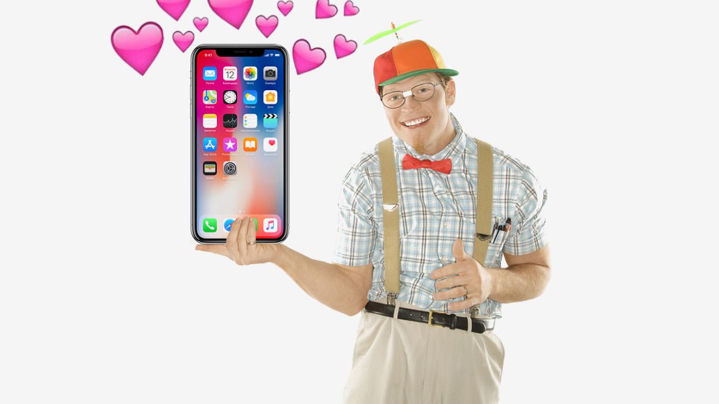 Ваш Android так может? Почему я никогда не променяю Apple