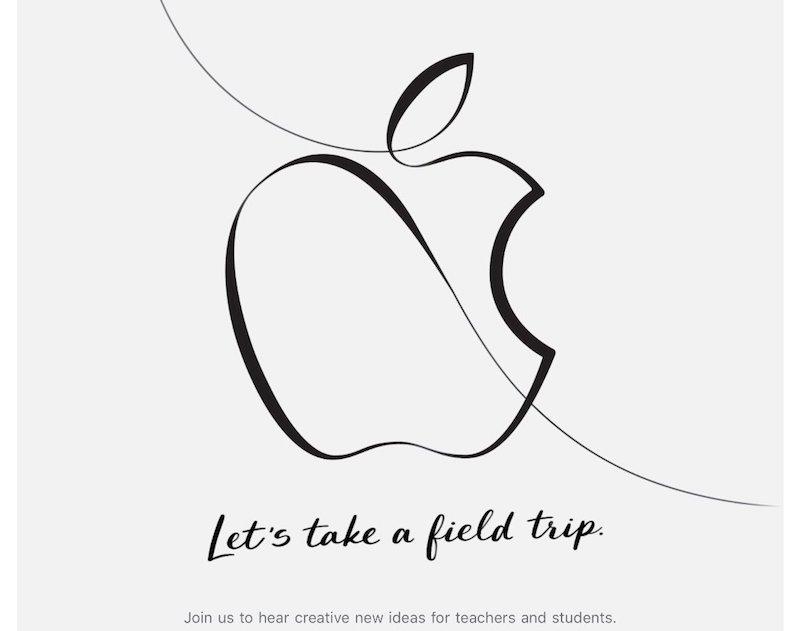Внезапно. Apple проведёт мероприятие 27 марта