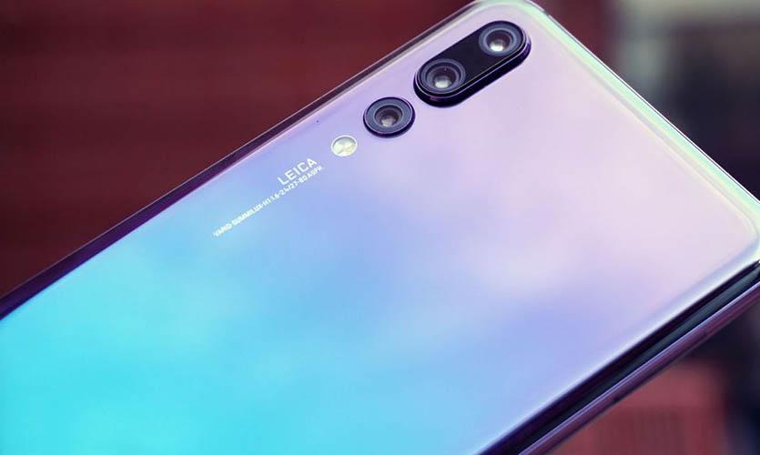 Huawei показала дикий флагман P20 с тройной камерой. Лучшей на рынке