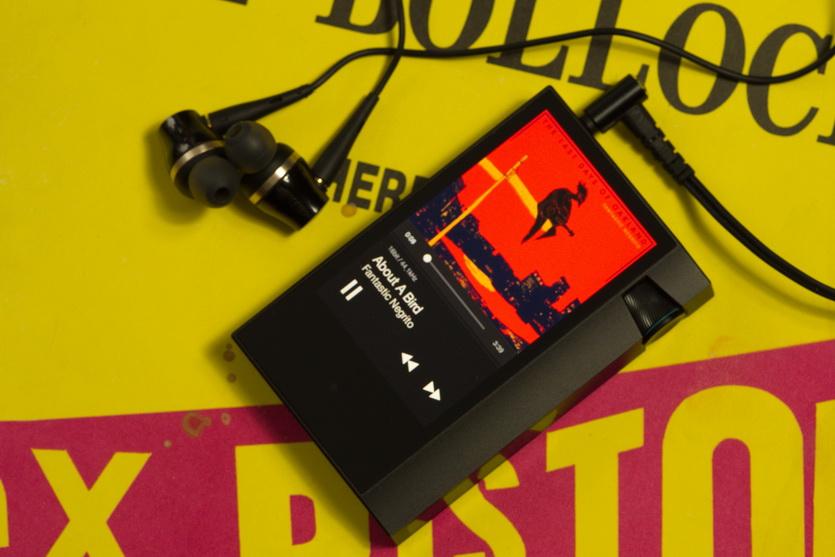 Плеер, который играет в 2 раза лучше iPhone. Обзор Astell&Kern AK70 MKII