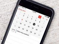 Почему не все события календаря синхронизируются между iPhone и iPad