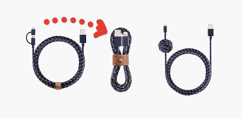 Почему всем нравятся кабели Native Union? Сам подсел