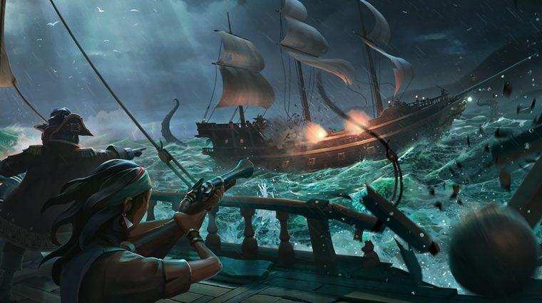 Обзор Sea of Thieves: эта игра учит, как стать пиратом