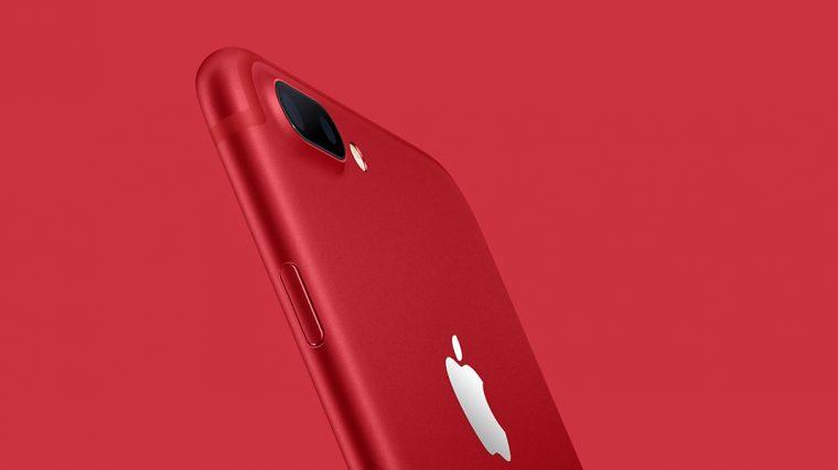 Красные iPhone 8, 8 Plus и X могут выйти в этом месяце