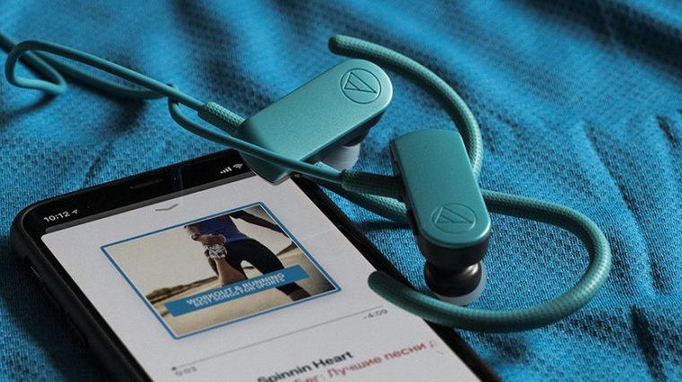 Наконец-то хорошие спортивные наушники. Обзор двух моделей Audio-Technica