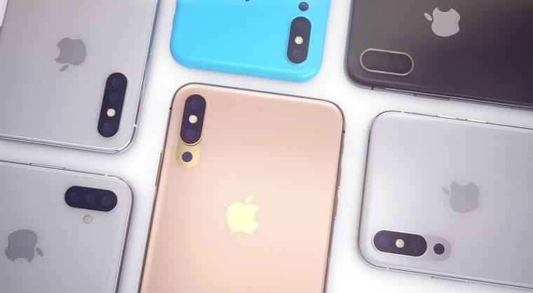 Как может выглядеть iPhone с тройной камерой