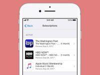Как отключить платную подписку в приложениях App Store