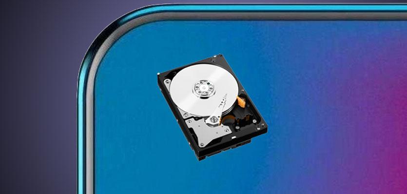 Lenovo решила, что в смартфоне должно быть 4 ТБ памяти