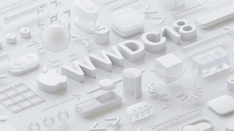 Вся WWDC 2018 в одной картинке