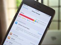 Как отключить выгрузку приложений c iPhone