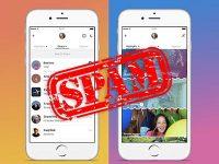 Как заблокировать спам в Skype на iPhone