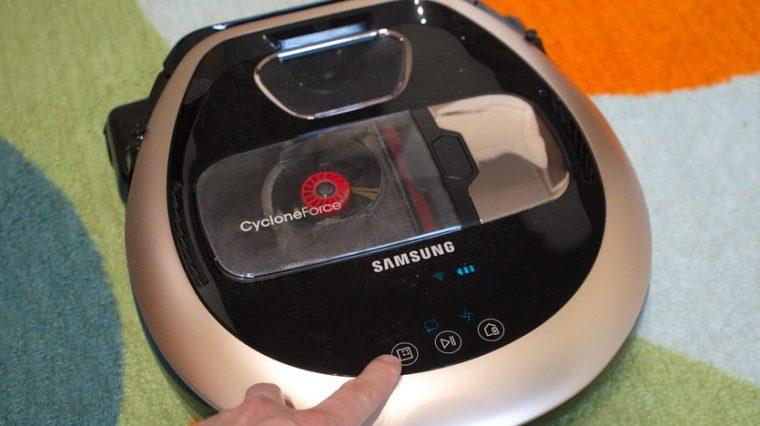 Пылесос из будущего! Обзор робота-уборщика Samsung VR7070