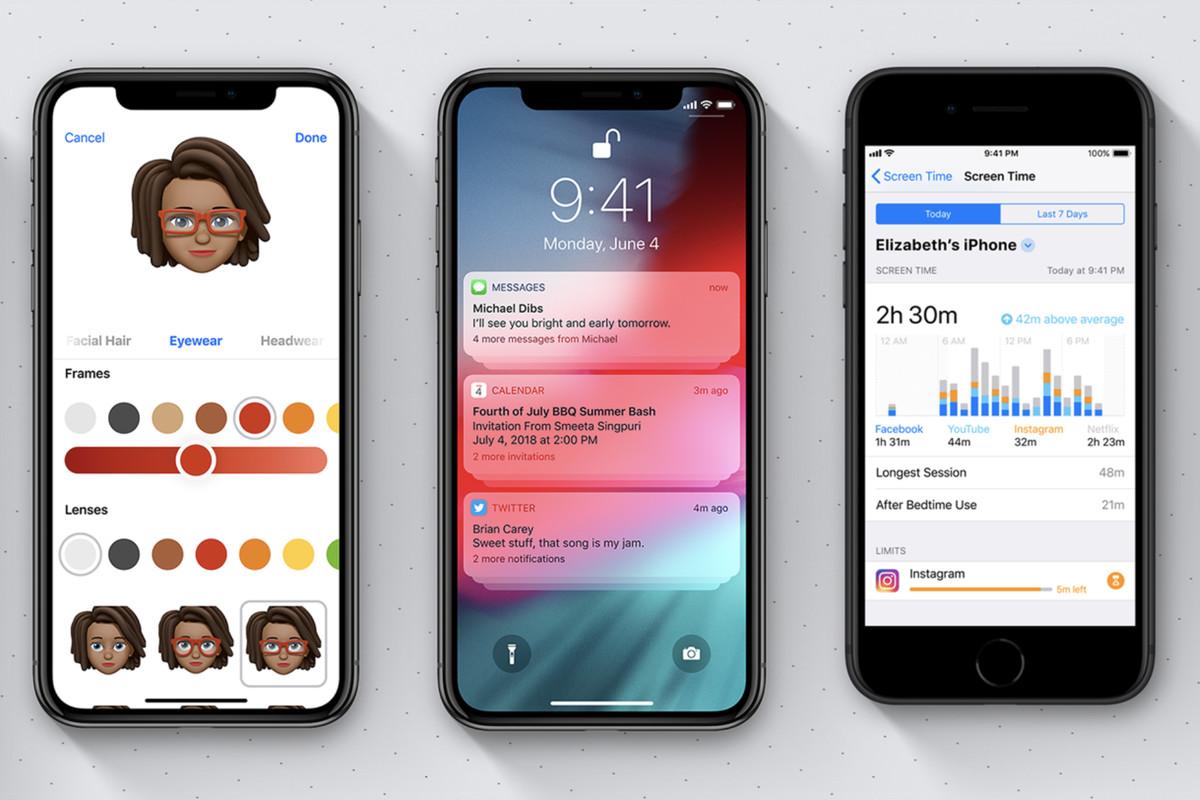 Обзор всех 63 главных нововведений iOS 12