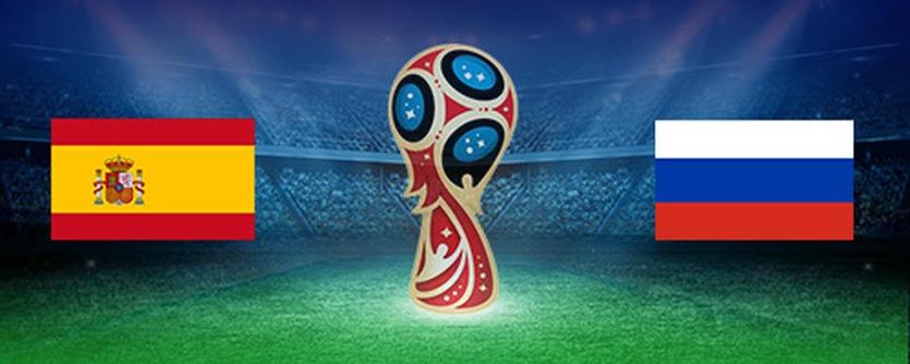 Россия против Испании на ЧМ-2018. Голосуем, кто выиграет? (Обновлено)