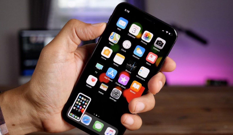 Apple работает над прочным стеклом для iPhone