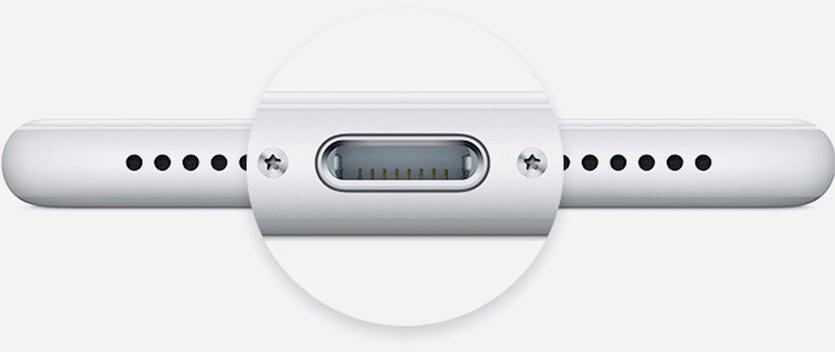 Apple хотела убрать порт Lightning из iPhone X
