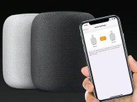 Как создать стереопару из двух HomePod