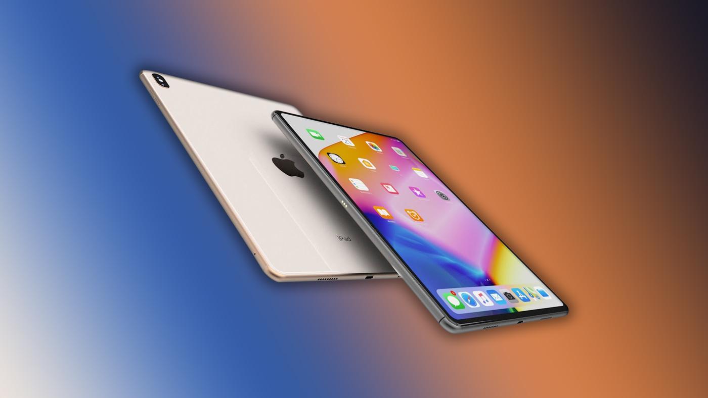 Всё, что известно о безрамочном iPad 2018 года