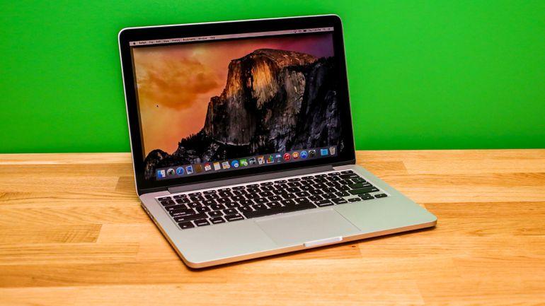 Apple свернула продажи MacBook Pro 2015