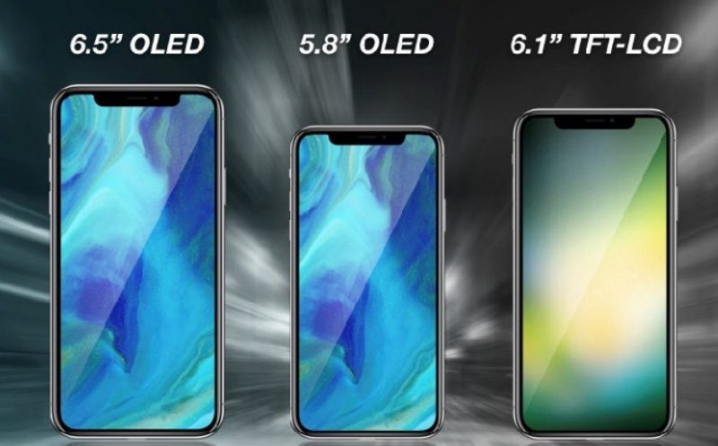 LG договорилась с Apple о поставках OLED-экранов для iPhone 2018 года
