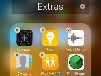 Почему не получается удалять приложения на iPhone