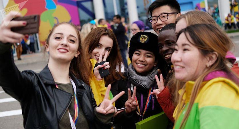 Что думает американская молодёжь про Россию. И не только они