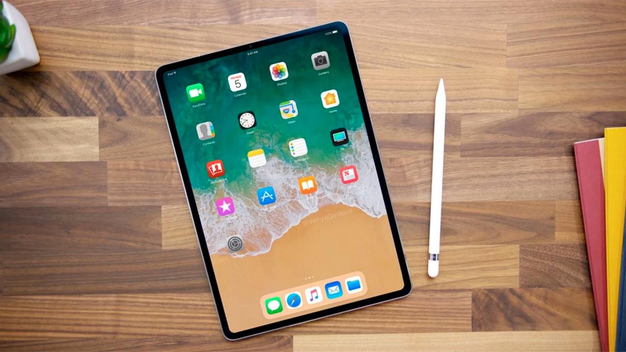 Apple раскрыла дизайн нового iPad Pro в коде iOS 12