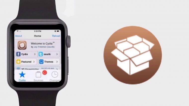 Хакер создал джейлбрейк для Apple Watch