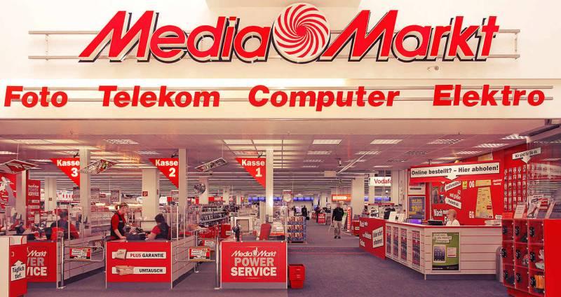 MediaMarkt устроил просто тотальную распродажу в Питере. Это ликвидация