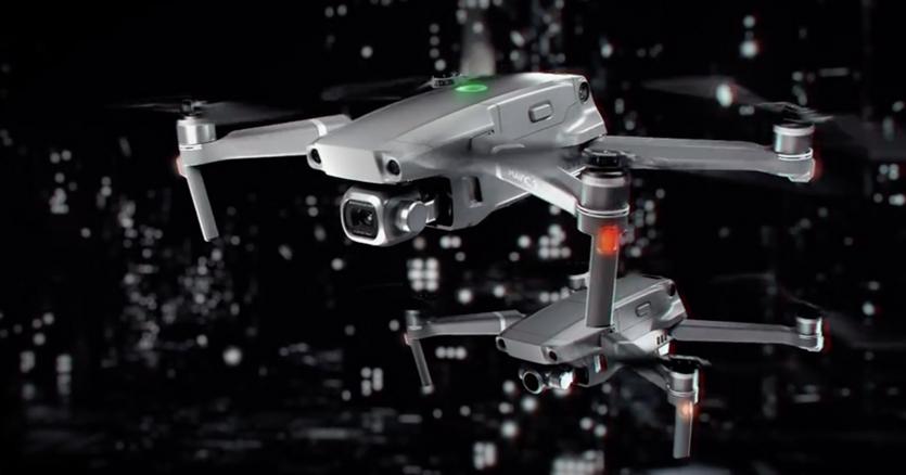 DJI представила два новых дрона с оптикой Hasselblad