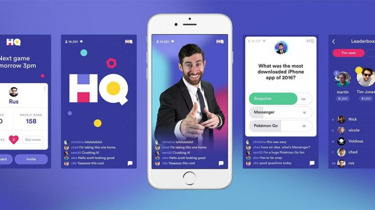Игра HQ Trivia с денежными призами добралась до Apple TV