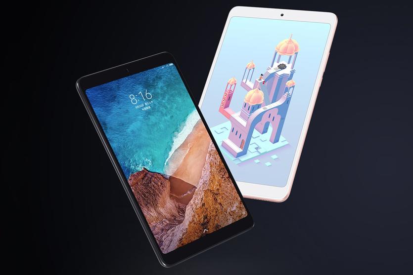 Xiaomi выпустила 10,1-дюймовый планшет Mi Pad 4 Plus