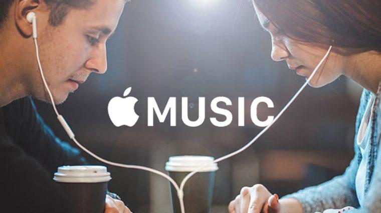 В Apple Music появятся плейлисты друзей
