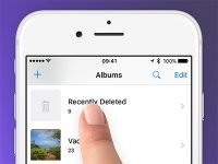 Что делать, если с iPhone не удаляется видео