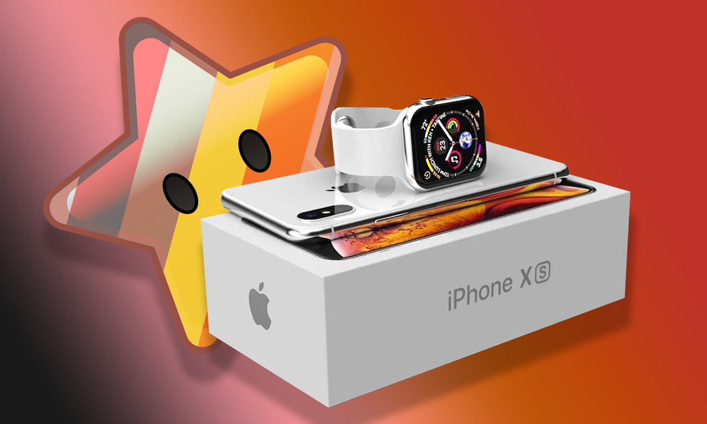 Ура! Нам показали iPhone Xs и iPhone Xs Max