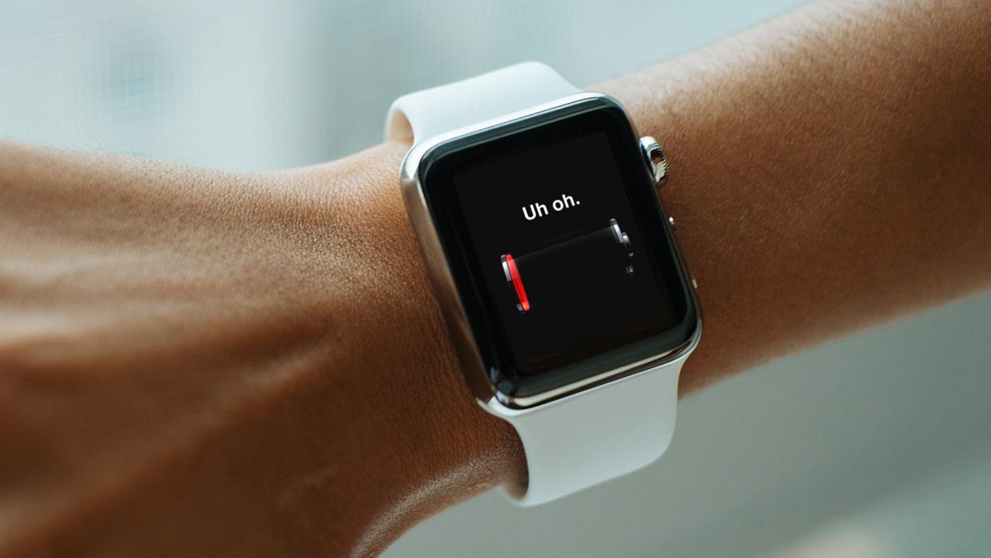 Теперь мои Apple Watch работают на 5 часов дольше