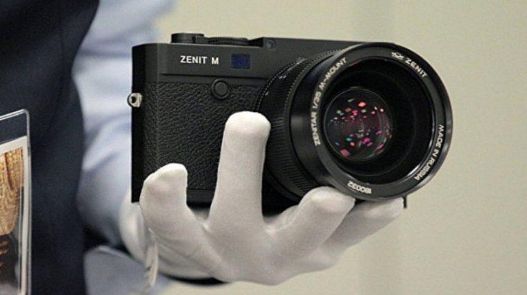 В России возрождают легендарные фотоаппараты Зенит. Будете брать?