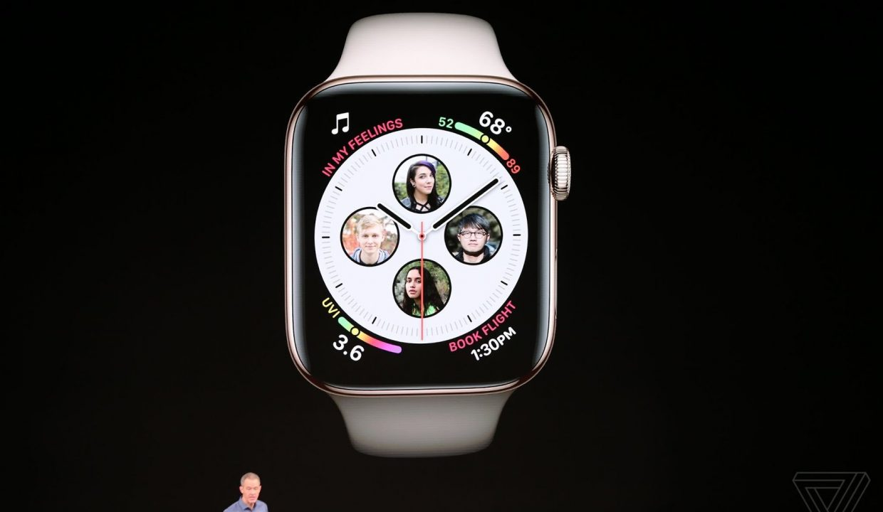 Часы apple watch series 4 40 мм