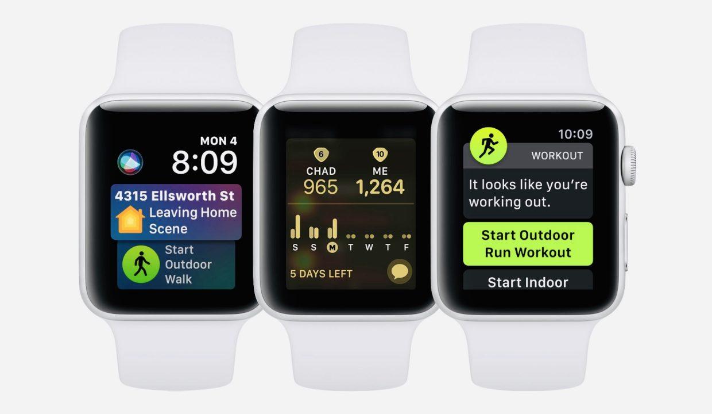 Apple выпустила watchOS 5.0.1. Что нового?