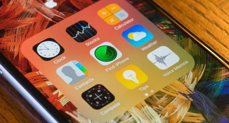 Сколько освободится памяти, если удалить из iOS 12 встроенные приложения