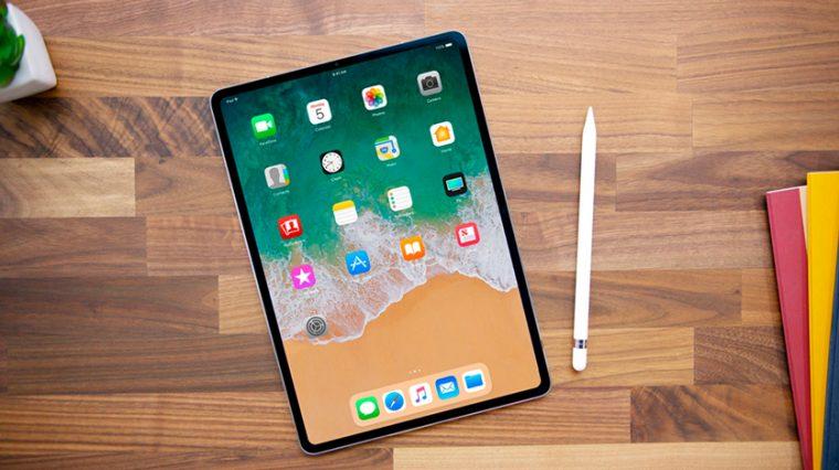 Появился рендер iPad Pro с дизайном, как у iPhone 4