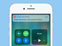 Делаем запись экрана iPhone со звуком