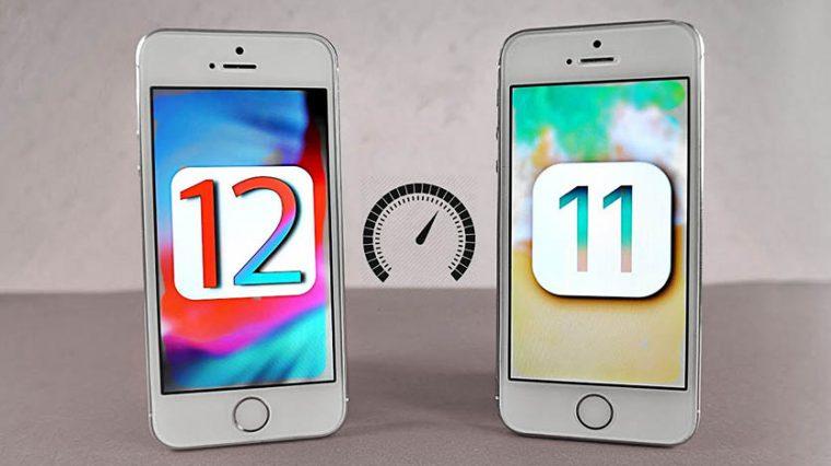 Мы обновили iPhone 5s на iOS 12 ради вас. Очень удивлены