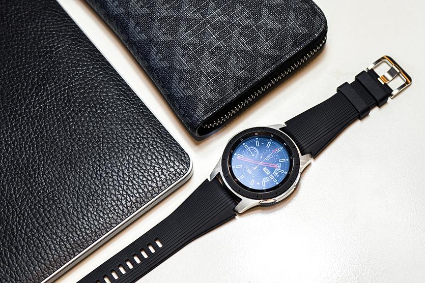 Обалдеть, реально тикают! Обзор очень умных часов Samsung Galaxy Watch