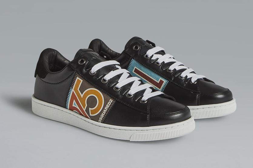 c926f516 Модель: Dsquared Sneakers 1975. Цена: $480 / В России → не продаются. Где  купить: dsquared2.com