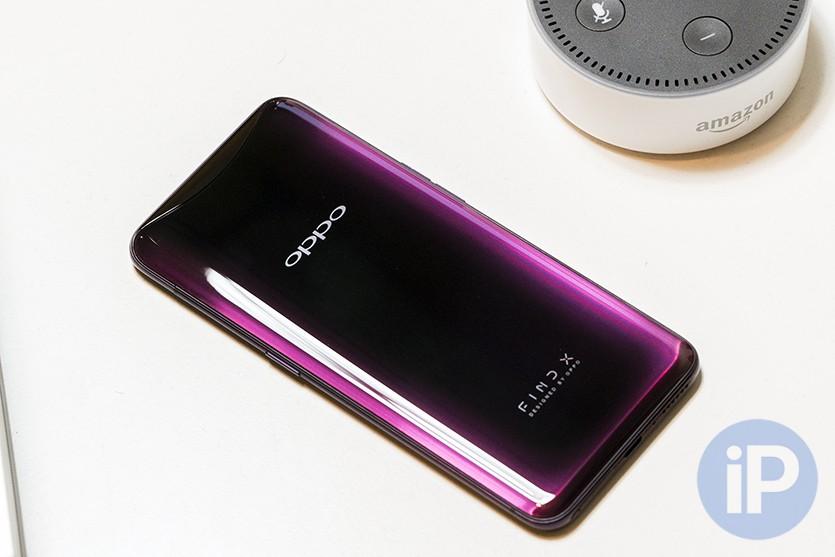 Это нечто! Обзор смартфона Oppo Find X с потайной камерой