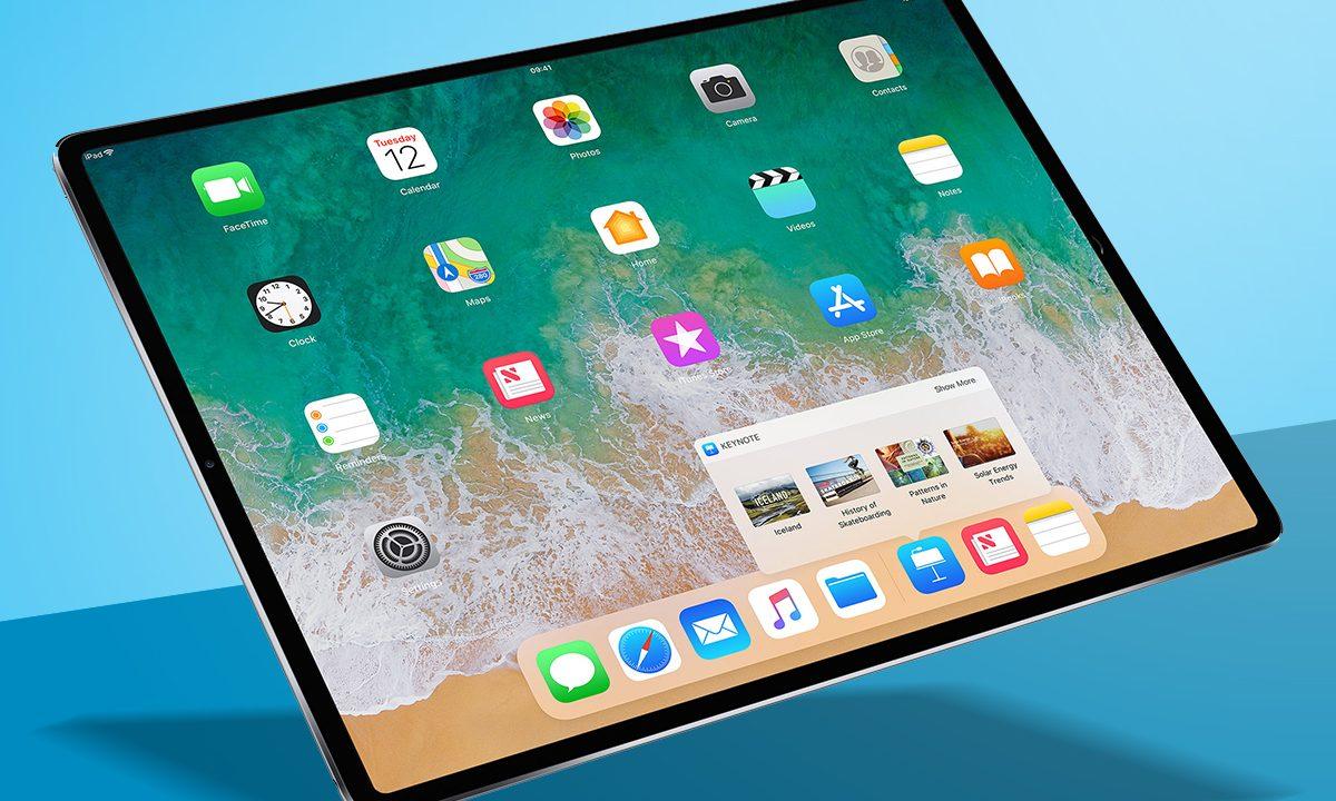 iOS 12 раскрыла дизайн нового iPad Pro