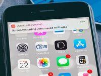 Почему во время записи экрана iPhone начинает тормозить