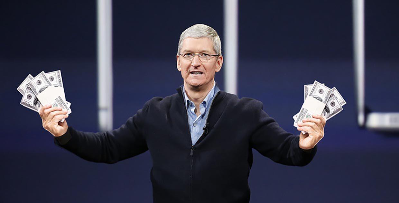 Что случилось с ценами на Apple в России? Странная ситуация