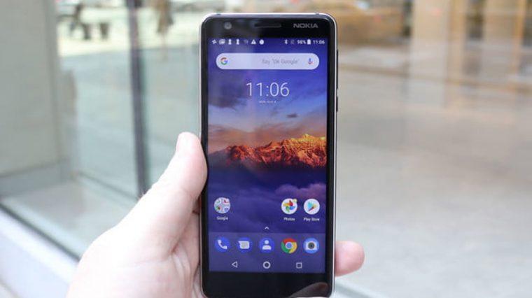 Nokia показала очень дешевый смартфон Nokia 3.1 и новый банан